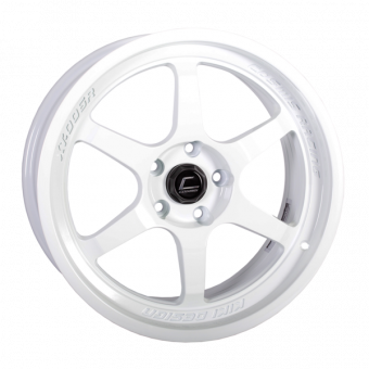 Cosmis XT-006R White Wheel 18x9 +30mm 5x100