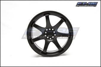 XXR 551 WHEELS 18X8.75 +36MM (FLAT BLACK) - 2013+ FR-S / BRZ