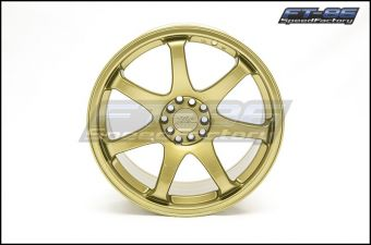 XXR 551 WHEELS 18X8.75 +36MM (Gold) - 2013+ FR-S / BRZ